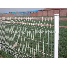 clôture de treillis métallique (usine) produits