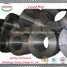 Aleación de metal de la fuente del fabricante, alambre con base de polvo de aleación de FeSi / ferro de silicio