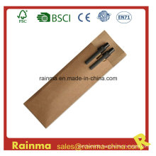 High Quality Paper Twin Pen Set for Gift