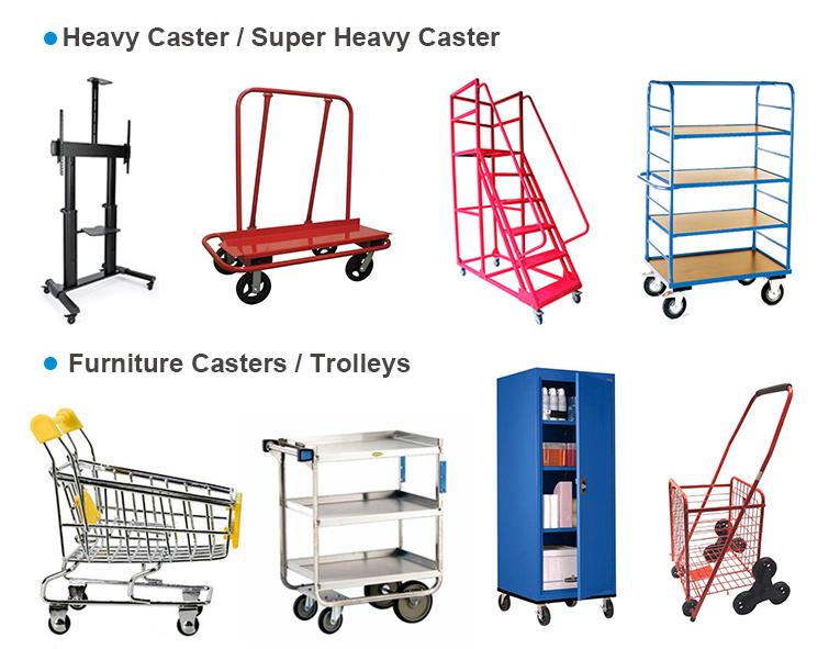 Caster Application