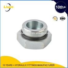 Adaptateur hydraulique métrique mâle joint torique