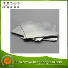 Plaque et plaque en alliage de nickel Monel 400 (UNS N04400)