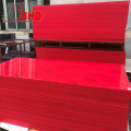 Carving HDPE-plaat Waterdicht HDPE-vel