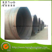 Large Diameter Carbon Seamless Steel Welded Pipe Tube (ASTM API)