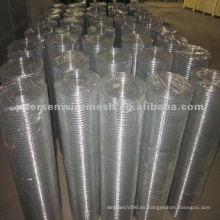 Malla soldada alambre de hierro negro (fábrica) utilizado como cercas, decoración y así sucesivamente