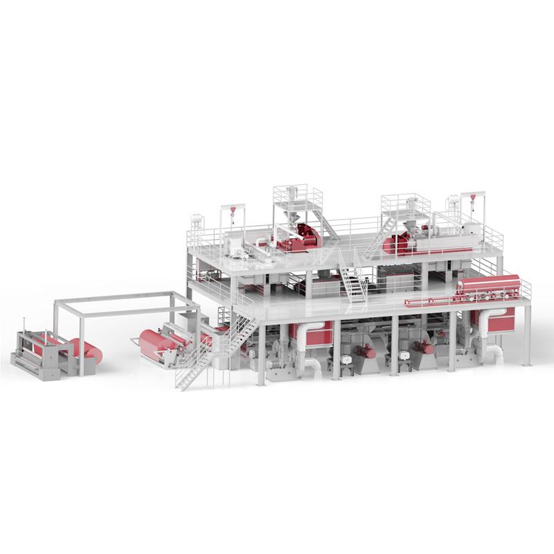 3200MM Non-woven Machine