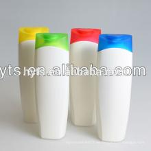 Botella plástica al por mayor del champú de 200ml 400ml