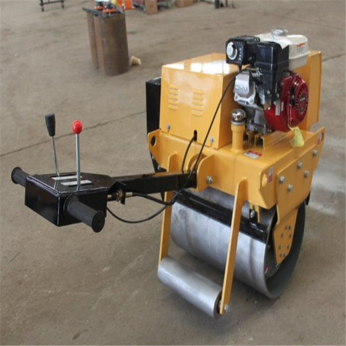 sigel drum road roller