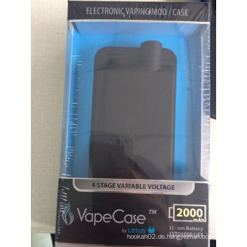 2014 Produkt E Cig Vape Case für iPhone 5 & 5s