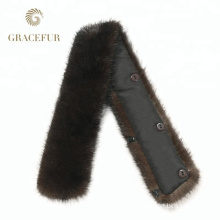 China supplier Online Shopping Cheap real fur rex rabbit fur collar for coats
