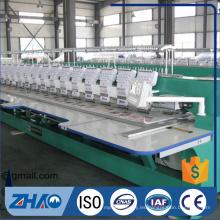 Máquina de bordado computarizada plana del bordado del dispositivo fácil 621 del cordón para la venta