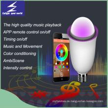 Wireless Smart Smart LED Birne Licht LED Birne Licht