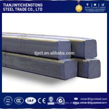 Barra quadrada de aço do MS estrutural do ferro da fabricação Barra quadrada de aço do MS da fabricação de ferro estrutural