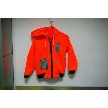 reflective jacket hi-visibility jacket