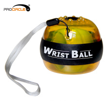 Hot Sale LED Light Counter Wrist Power Exercise Force Ball