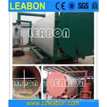 Horno de carbonización de cáscara de coco profesional en venta