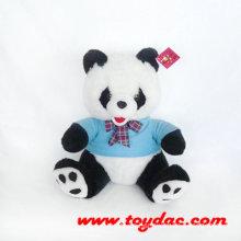Gefülltes T-Shirt Panda Spielzeug