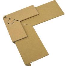 Wholesale Price Pallet Edge Protector Paper Kraft Cardboard Corner