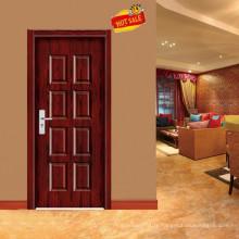 la mélamine en bois Fashion terminer la conception de la porte