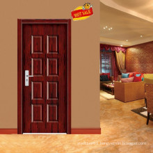 modern main fancy wood door design