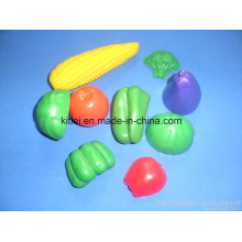 Plastic Vegetable Education Intellectual Food Learning Kid Children Toys