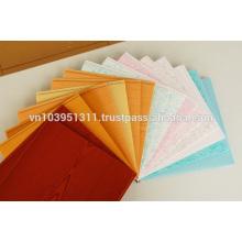 Горячее тиснение / печать на потолочных панелях из ПВХ