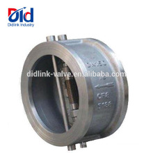 Free Flow 2 Diaphragm 8 Duckbill Stainless Steel Wafer Type Dual Plate 1 Spring Check Valve Picture