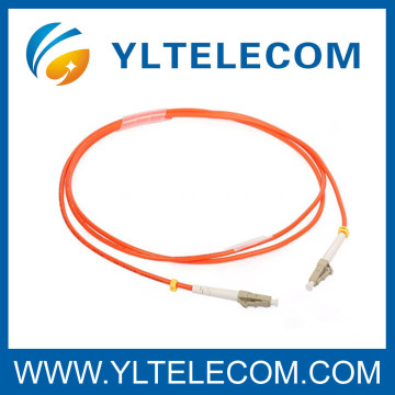 Multimode Duplex LC, LC Fiber Optic Patchkabel für CATV / FTTH / LAN