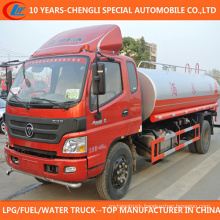 4X2 Water Truck 8t 10t Water Tank Truck for Sale