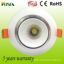 New Style LED Downlight Nachrüstungen für Home/Küche Beleuchtung (ST-WLS-Y19-7W) dimmbar