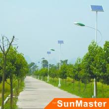 CE, RoHS aprobación 40W CREE LED luz de calle Solar