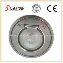 Стальной литейный нержавеющий стальной одностворчатый обратный клапан