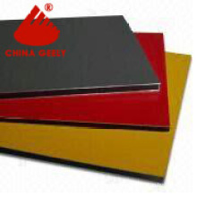 Double Side Polyester Painted Aluminum Composite Panel