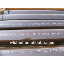 sumitomo seamless pipe/ ERW ASTM A106/A53 manufacture