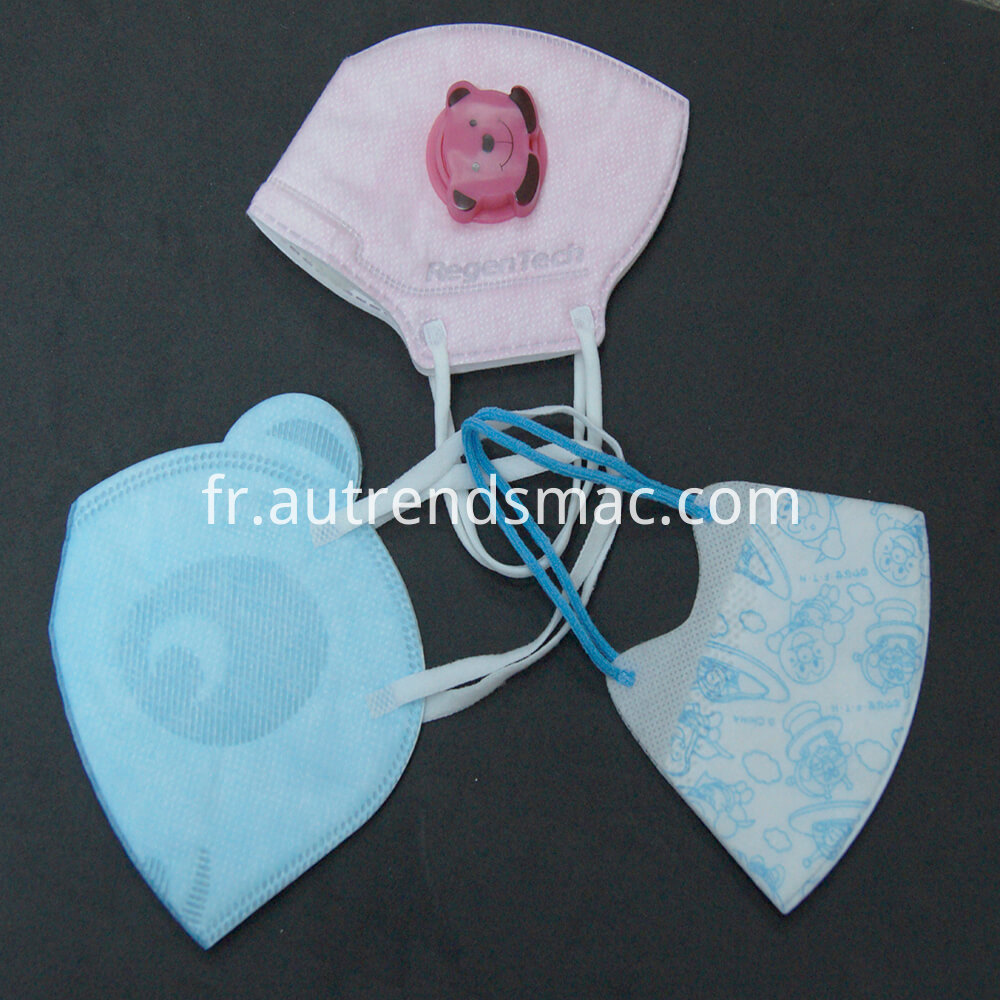 Nonwoven Folding Masks Machine