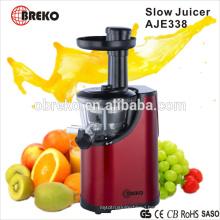AJE338 150W orange slow juicer machine with GS approval