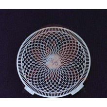 SUS304 Car Horn Net Smooth Surface Speaker Mesh