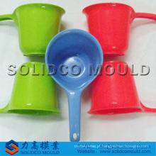 moldes plásticos agradáveis das colheres do projeto para a venda