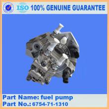 Komatsu Engine S4D102 Топливный насос 6737-71-1211
