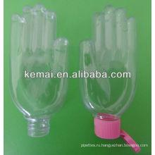 Пластиковые формы рук бутылку