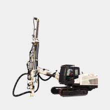 Surface Integrated Top-hammer Drill Rig