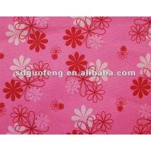 Tejido de alta calidad del pañuelo de la tela del algodón del pañuelo de la tela del algodón de Polyster