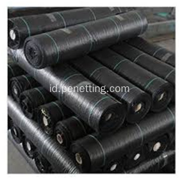 110gsm Heavy Duty Woven Polypropylene Weed Control Fabric