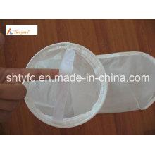 Bolsa de filtro de malha de nylon Micron