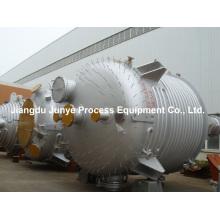 316L Edelstahlreaktor mit Halfpipe R005