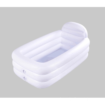 Tube de bain gonflable portable ECO pour adulte