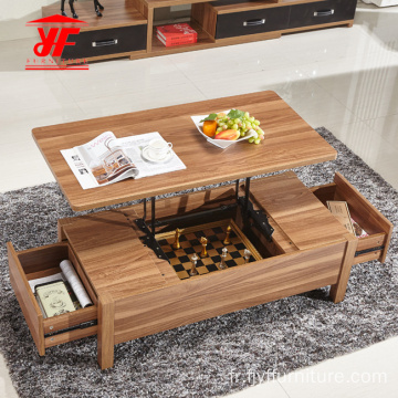 Table Basse Rustique En Bois Design