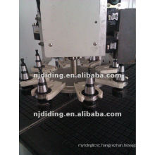 Woodworking center for sheet metal processing