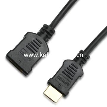 Кабель HDMI тип мужчин к типу женщин