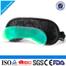 Sleeping Gel Eye Mask With Satin Cover